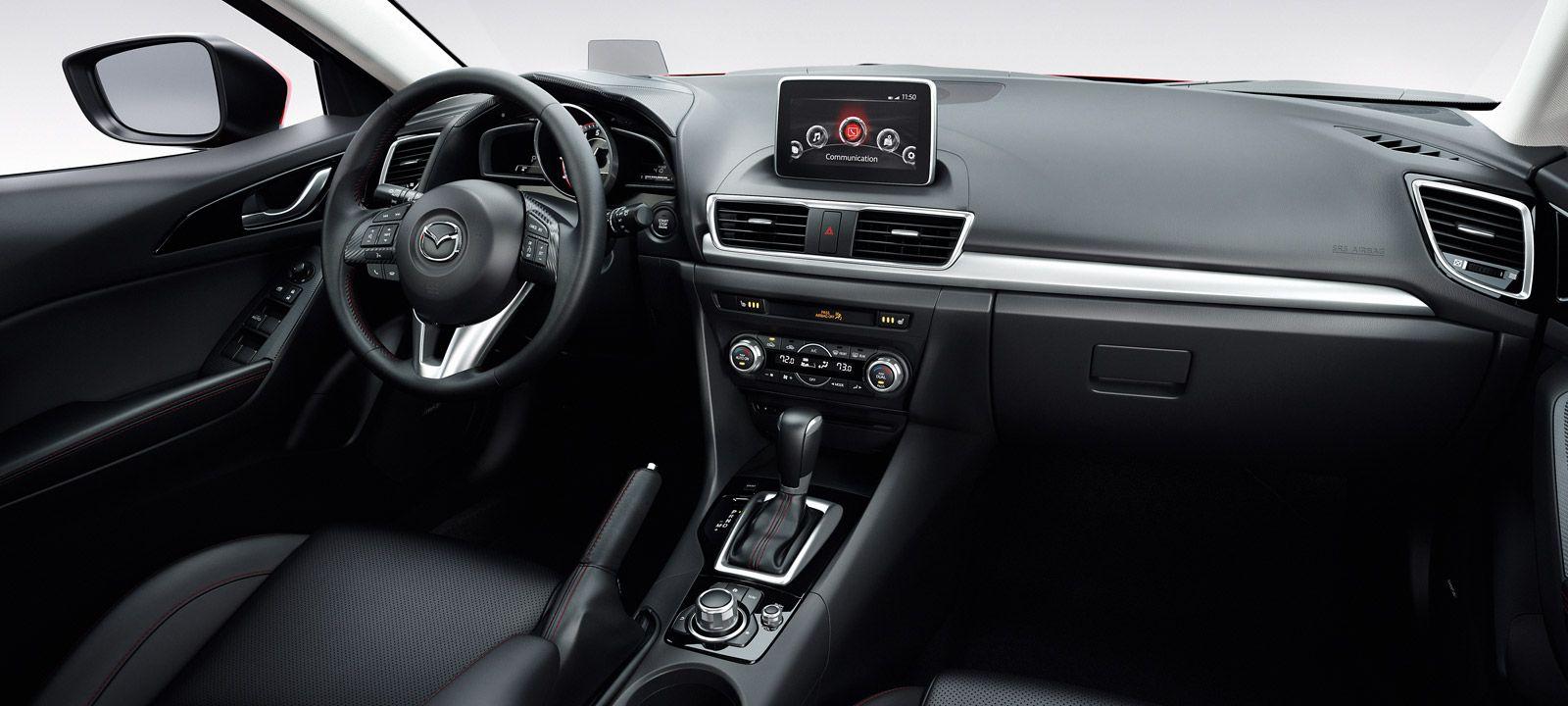 Interior 2015 Mazda 3 Hatchback Specs, Price U0026 Release Date