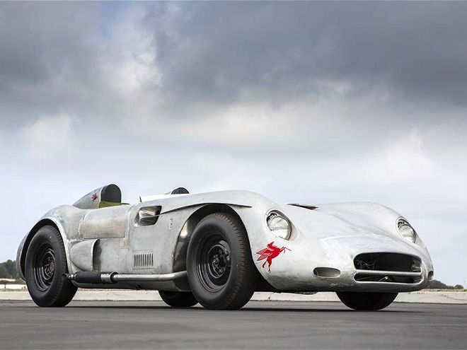 Ak Miller Caballo II To Debut At Pebble Beach Concours