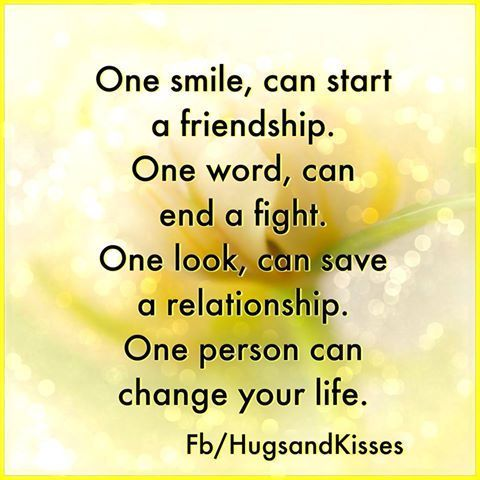 One Smile Life Quotes Quotes Positive Quotes Quote Beautiful Life