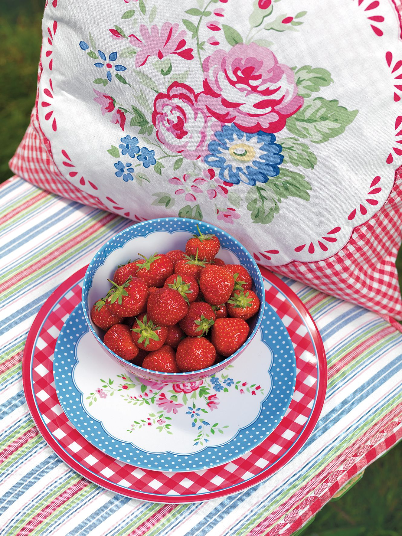 GreenGate collection 2013 Summer Delights
