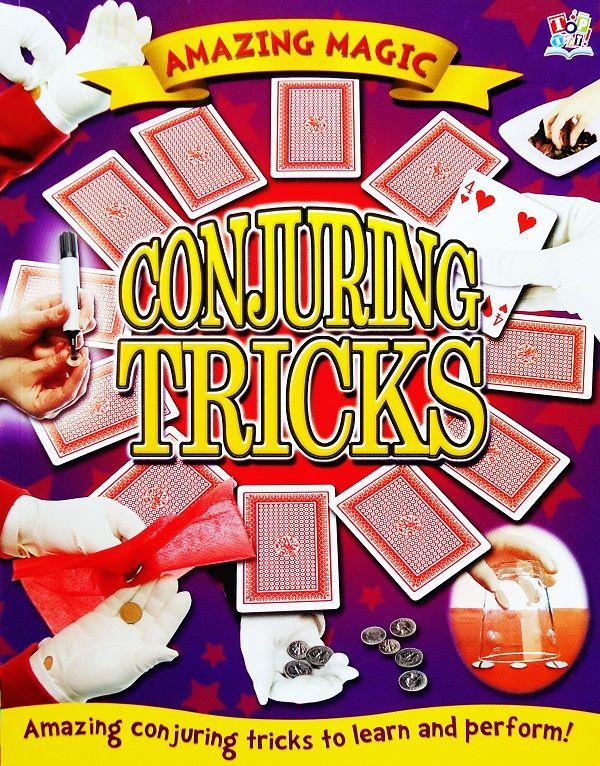 Buku Aktifitas Bahasa Inggris Amazing Magic Conjuring