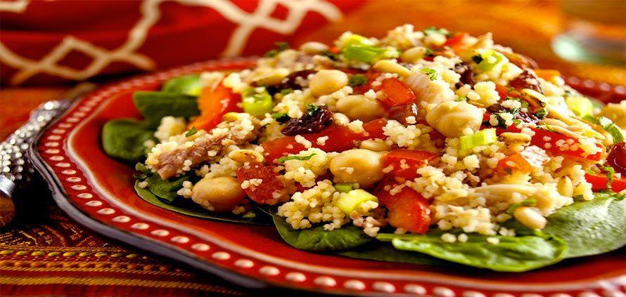 Cibo e ricette del marocco cucina chicken couscous for Ricette per tutti i giorni della settimana