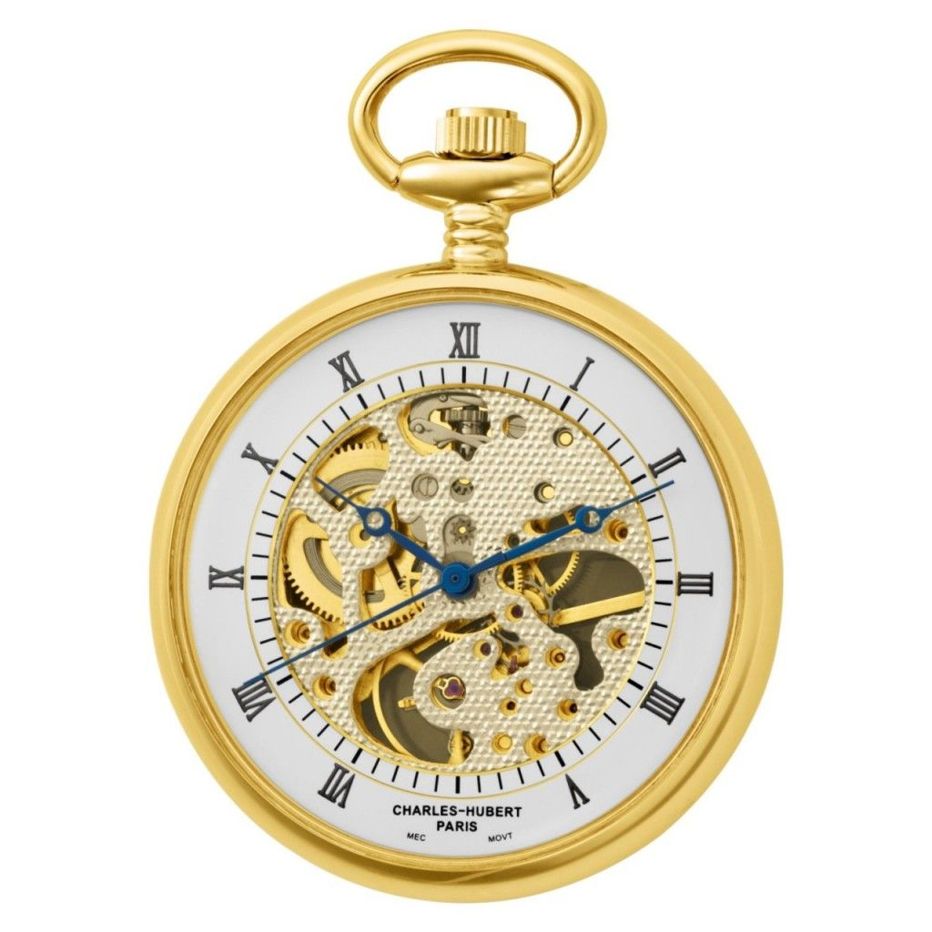pocket watch google search watch inspiration gotham mens goldtone 17 jewel exhibition mechanical open face pocket watch you can get additional details at the image link