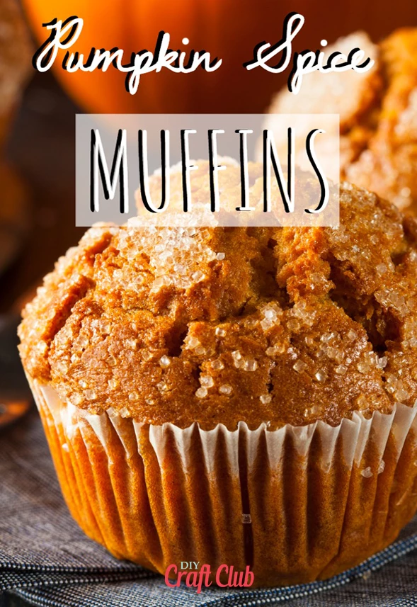 The BEST Pumpkin Spice Muffin Recipe EVER Fast, Fresh And