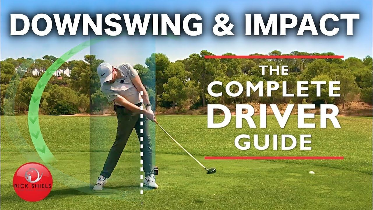 Uk Golf Gear Driver Downswing Impact The Complete Driver Golf Swing Guide Golf Lessons Golf Swing Golf