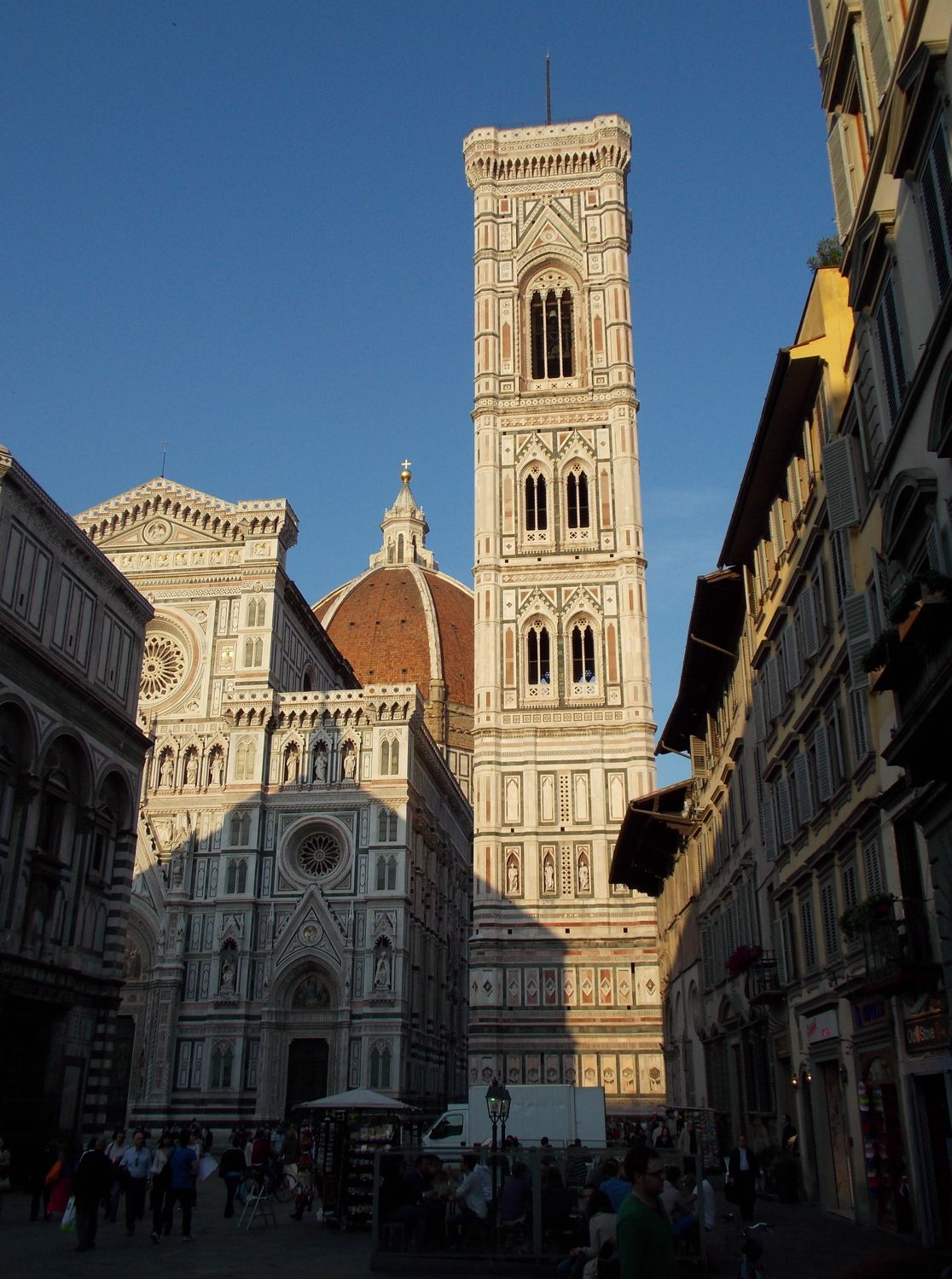 Duomo, late afternoon
