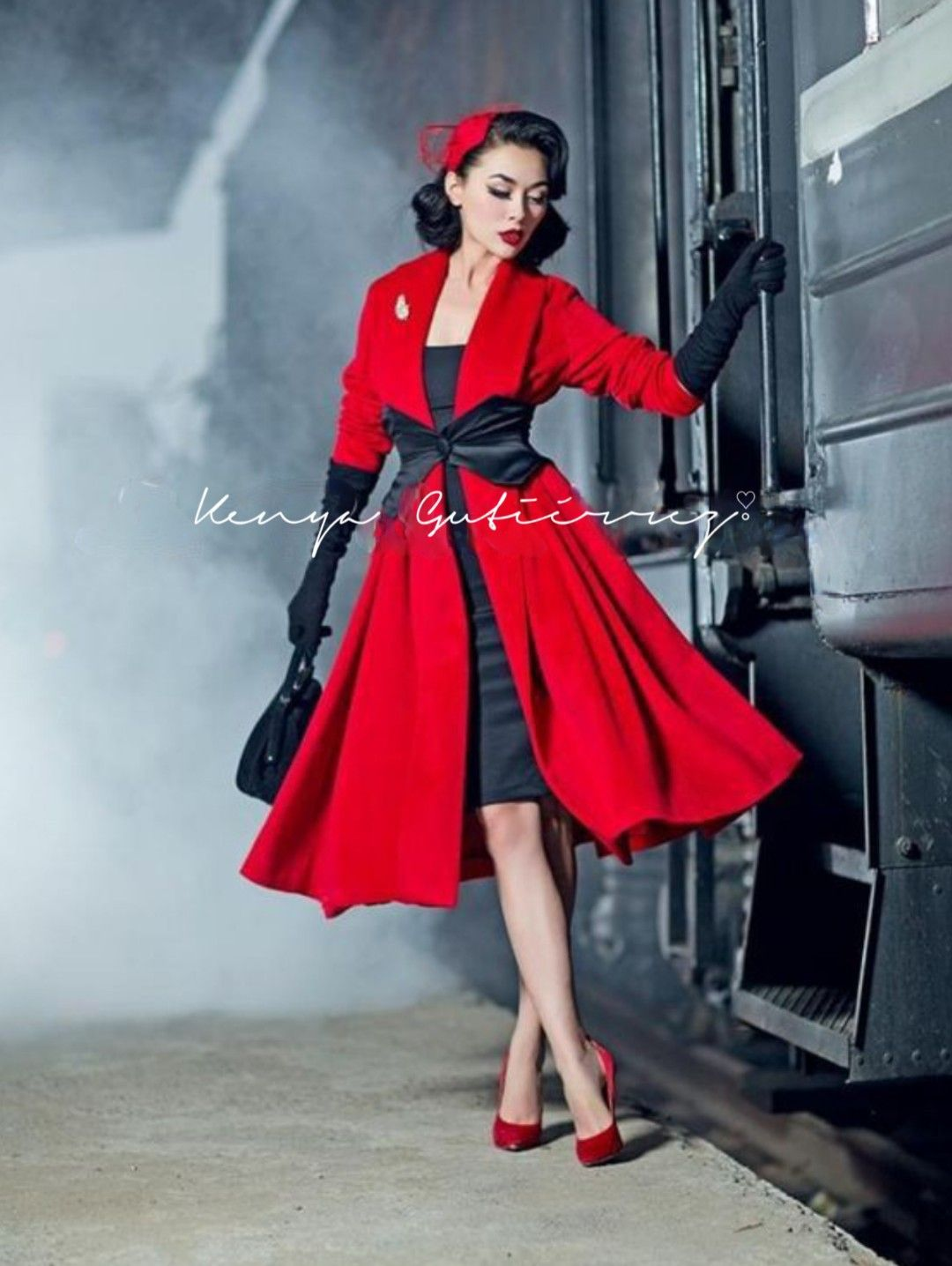 vestido angela   vintage kleidung stil, schöne klamotten