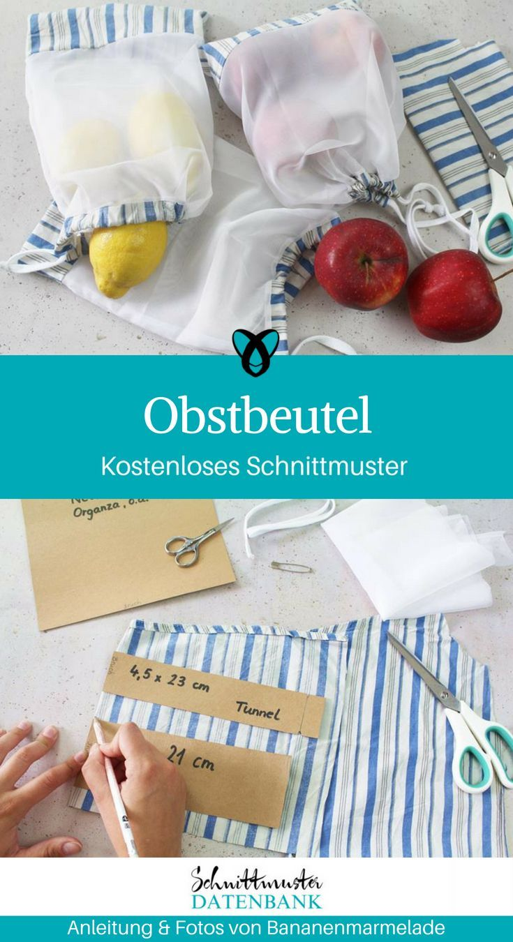 Obstbeutel #bag