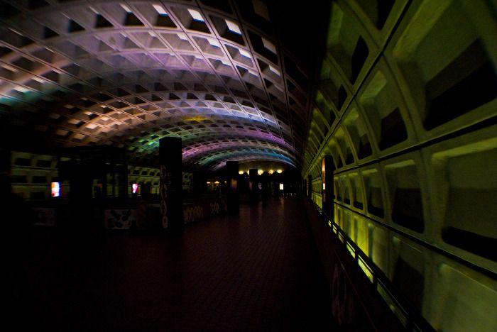 metro colors