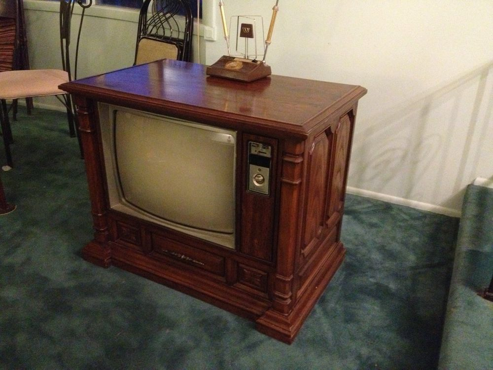 Color Television Tv Console Television What is a console tv