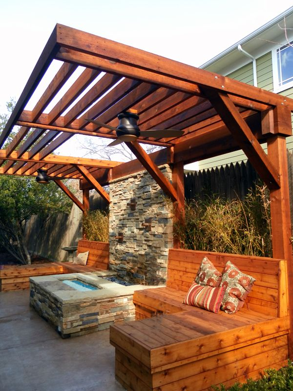 Optimizing Outdoor Living Spaces In Dallas For Well Being Cantilever Shade