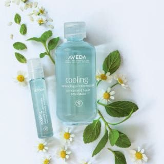 7 Ways To Use Cooling Oil Breathe In And Zen Out With Images Aveda Eye Skin Care Oils