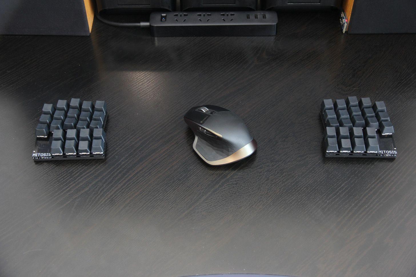 Mitosis Keyboard in 2019 | keyboard | Keyboard, Pc keyboard, Mitosis