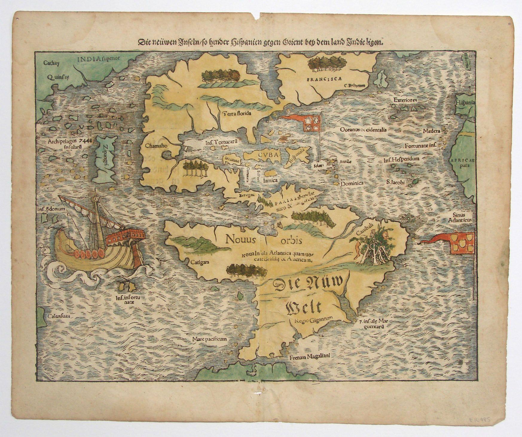 Mapas antiguos para imprimir o curiosear 60  Mapa del Mapas y