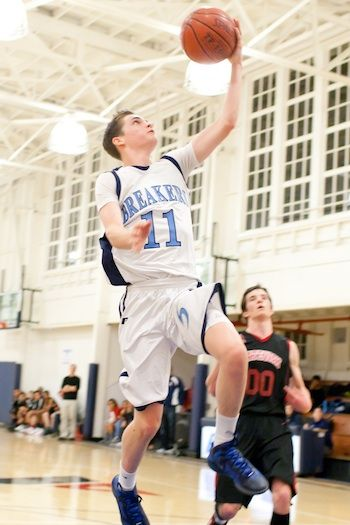 Boys Basketball Bay Hands Gateway First Bcl Central Loss Moves Into First Place High School Sports Boys Basketball Sports News