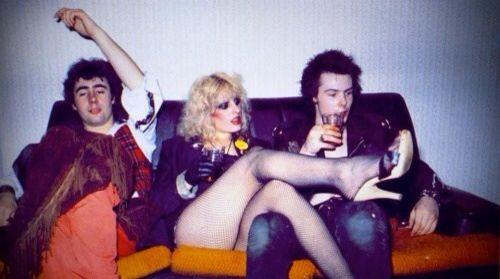 Sid, Nancy and Glen