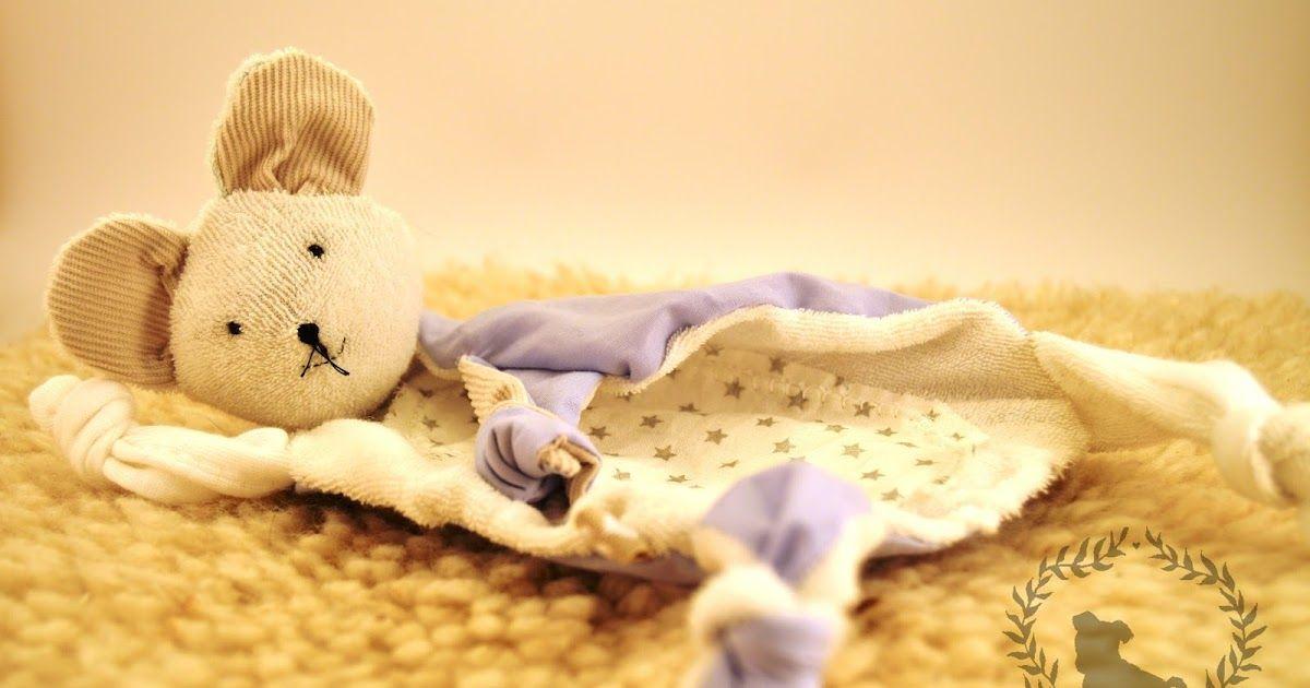 Ein super kuscheliges Schnuffeltuch selbst nähen! DIY Babygeschenk ♥