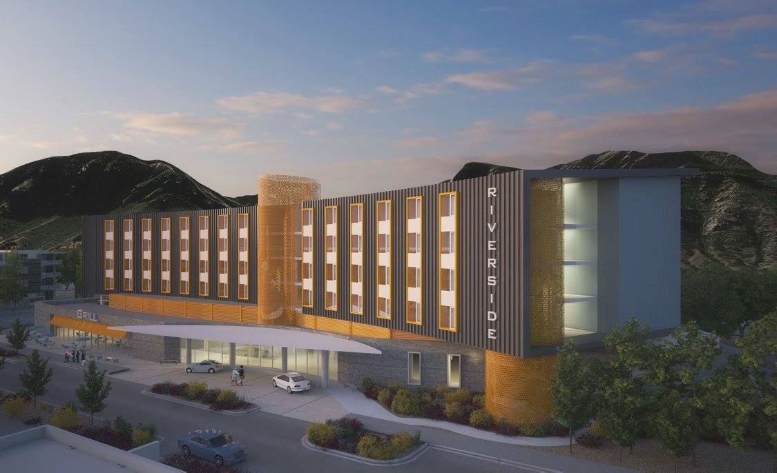 For work or play, conveniently stay in style at the hotel in The Mix. - Provo, UT