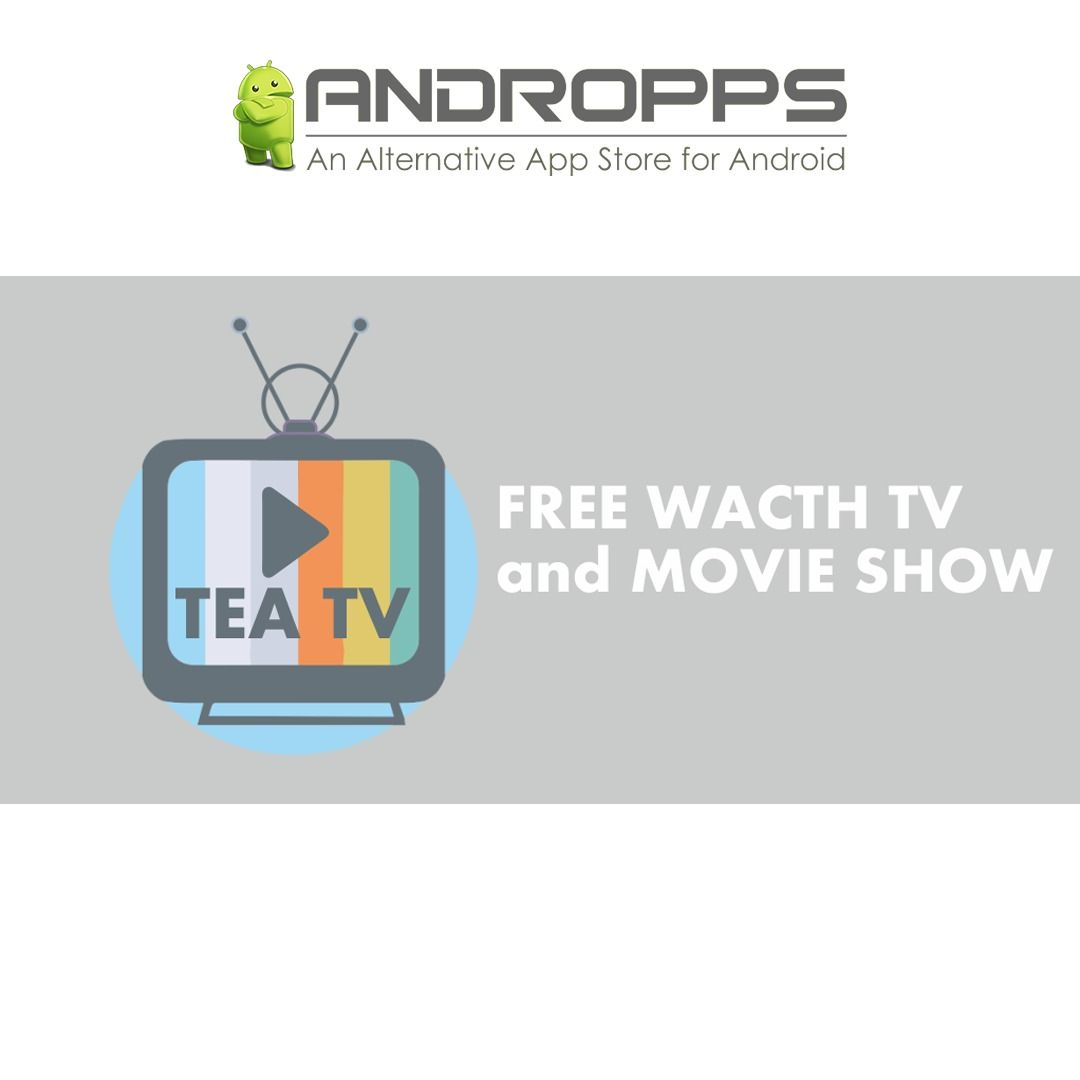 TeaTV is one of the most popular movie apps for Android