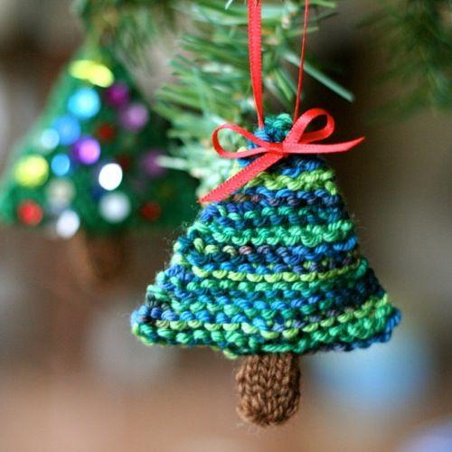Knitting Pattern Christmas Tree: Christmas Knitting, Christmas