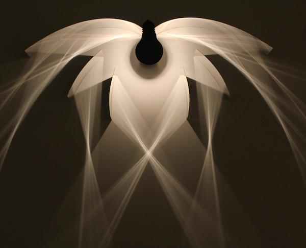 Poul Henningsen. Louis Poulsen lamp