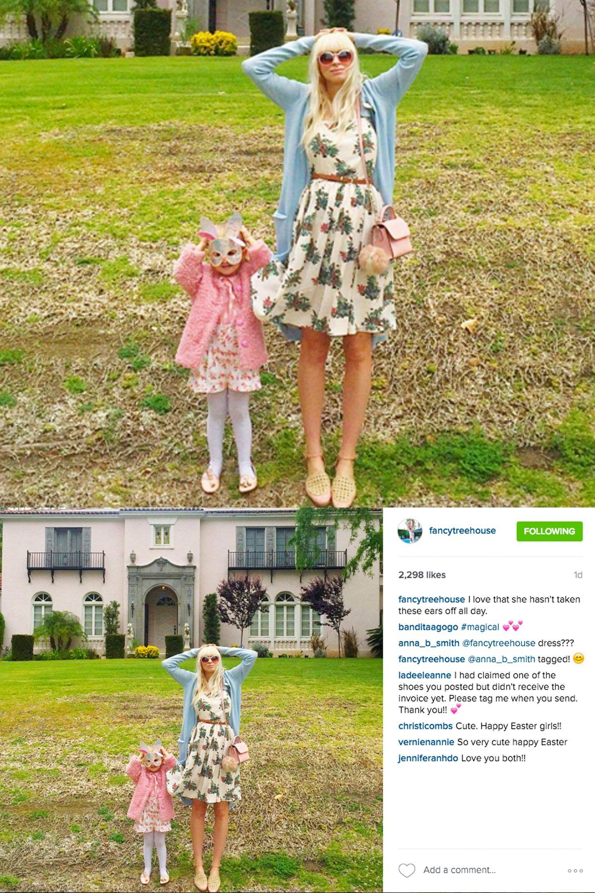 HANNAH VINTAGE SAFARI SUNDRESS As seen on // Coury of style blog Fancy Treehouse