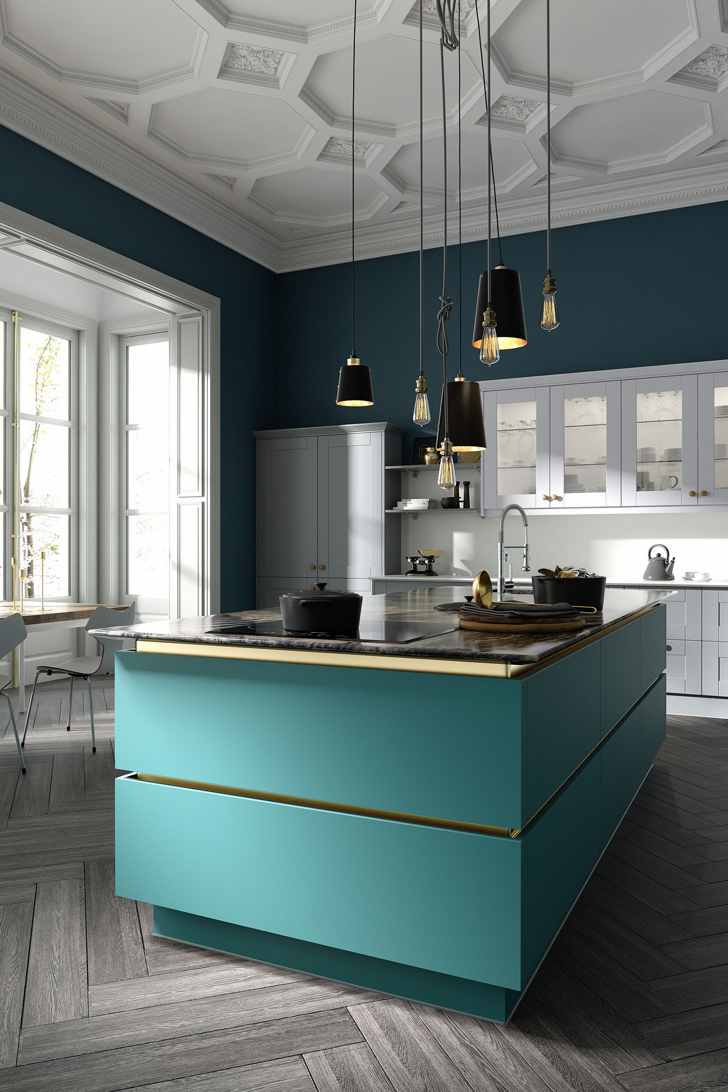 Image result for wren milano lagoon   Fungalow Kitchen   Pinterest ...