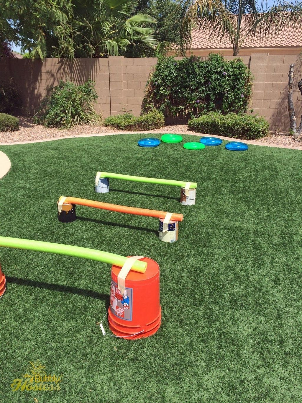 20 Unique Backyard Projects Ideas To Surprise Your Kids Backyard Obstacle Course Kids Obstacle Course Backyard Games