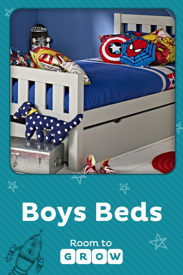 Boy's Beds For Sale | Practical & Stylish Boy's Beds | Room to
