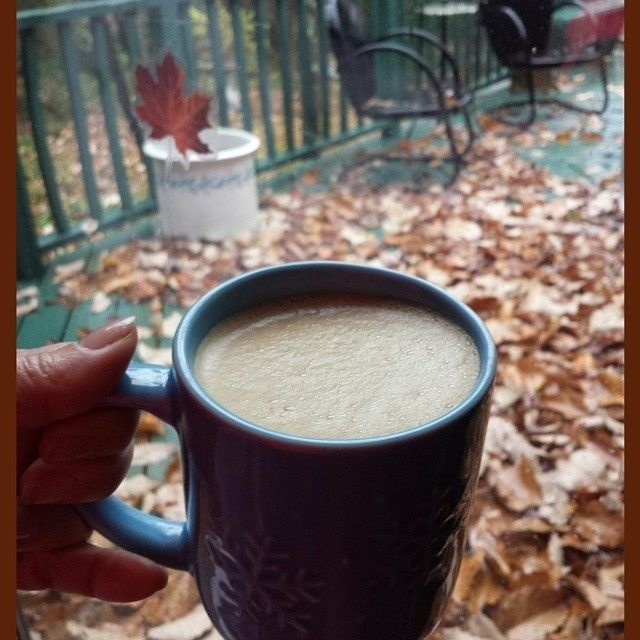 "thank you @linda0113 for posting:  ""Nothing better than @coffeeblocks on this chilly and rainy Sunday morning. What a treat!"""