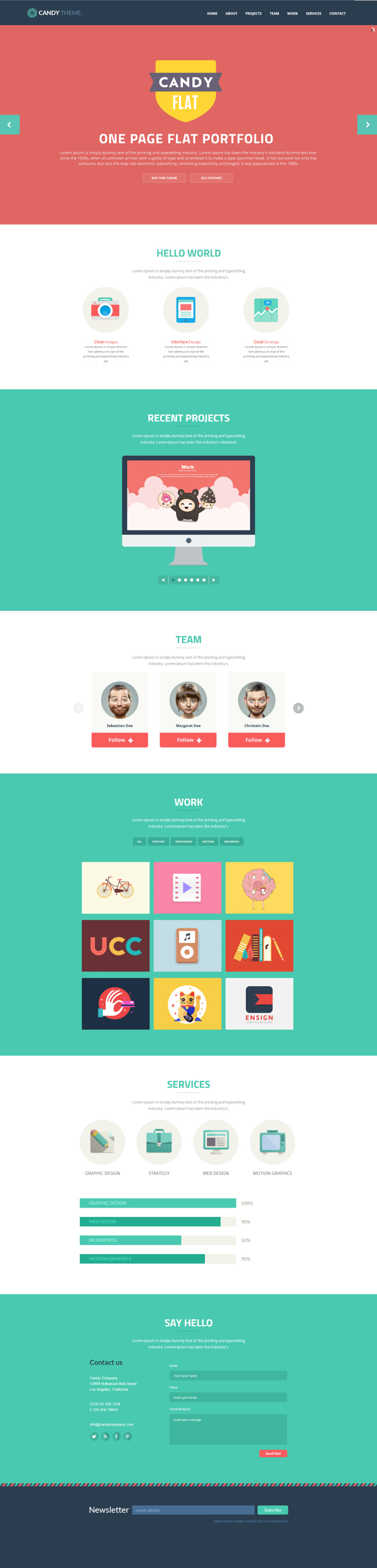 Weekly Web Design Inspiration #35 | Web design inspiration, Design ...