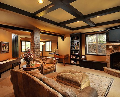 Awesome Home Family Room Traditional Family Rooms