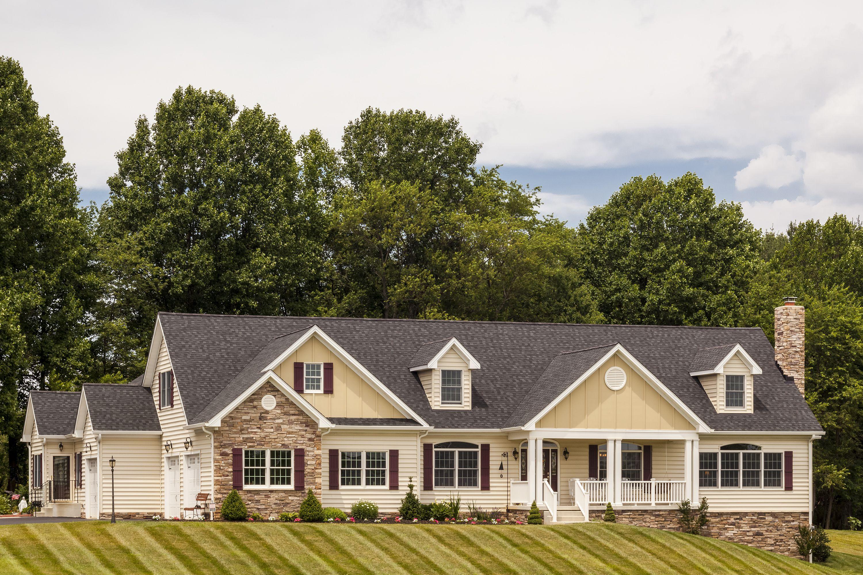Custom home with inlaw suite in eldersburg md custom