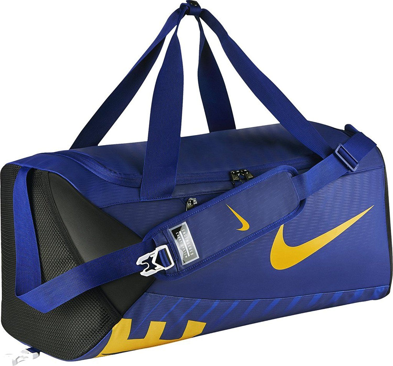 ed627c70701d Nike Duffel Bag DEEP ROYAL BLUE BLACK UNIVERSITY GOLD   Read more at the  image link.