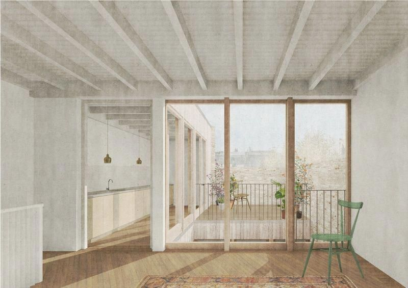 Sergison Bates architects #PhotoshopArchitecture #architekturdiagramme Sergison ... - Lauralee