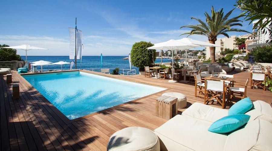 Hotel zhero palma design hotel cas catal mallorca for Design hotel palma