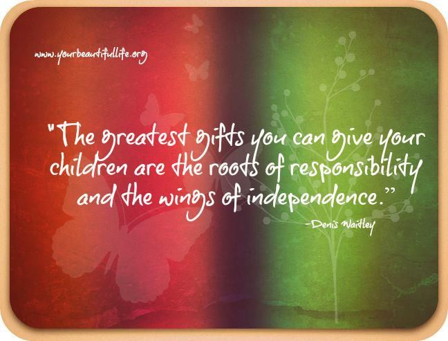 The greatest gifts...