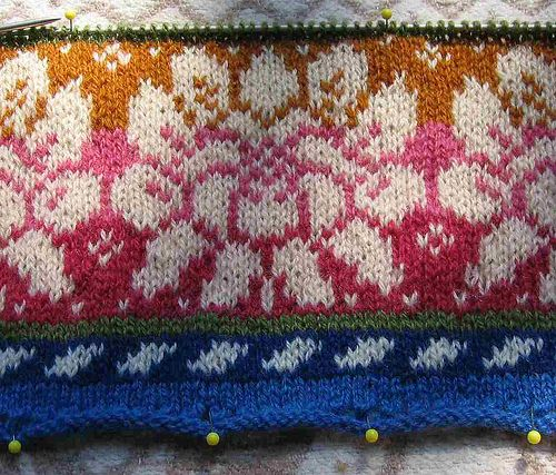 IMG_0549_3 | Fair isles, Flower and Ravelry