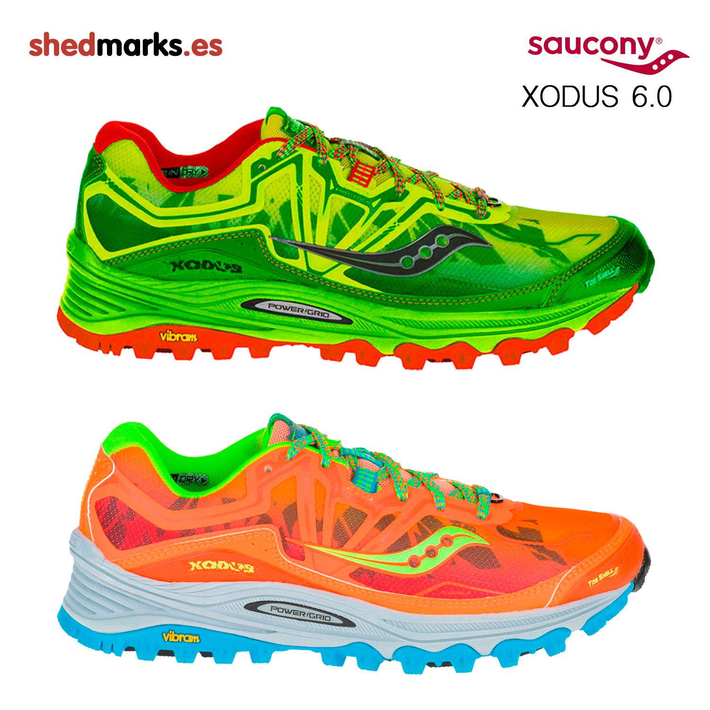 3891db27653 Zapatillas de trail running Saucony Xodus 6.0 http   www.shedmarks ...
