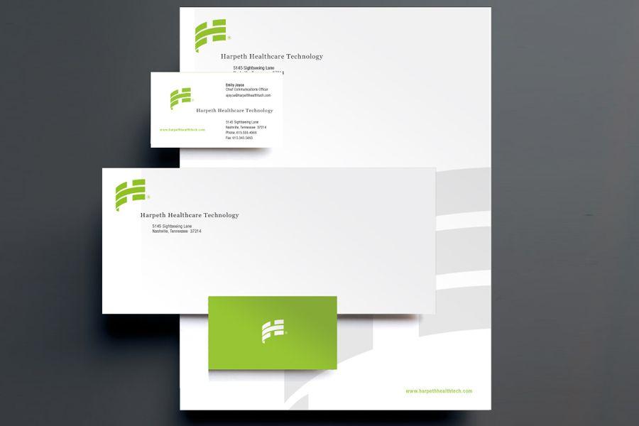 Nashville Logo Web And Graphic Design Company Pure Fusion Media Stationery Design Graphic Design Company Pure Products