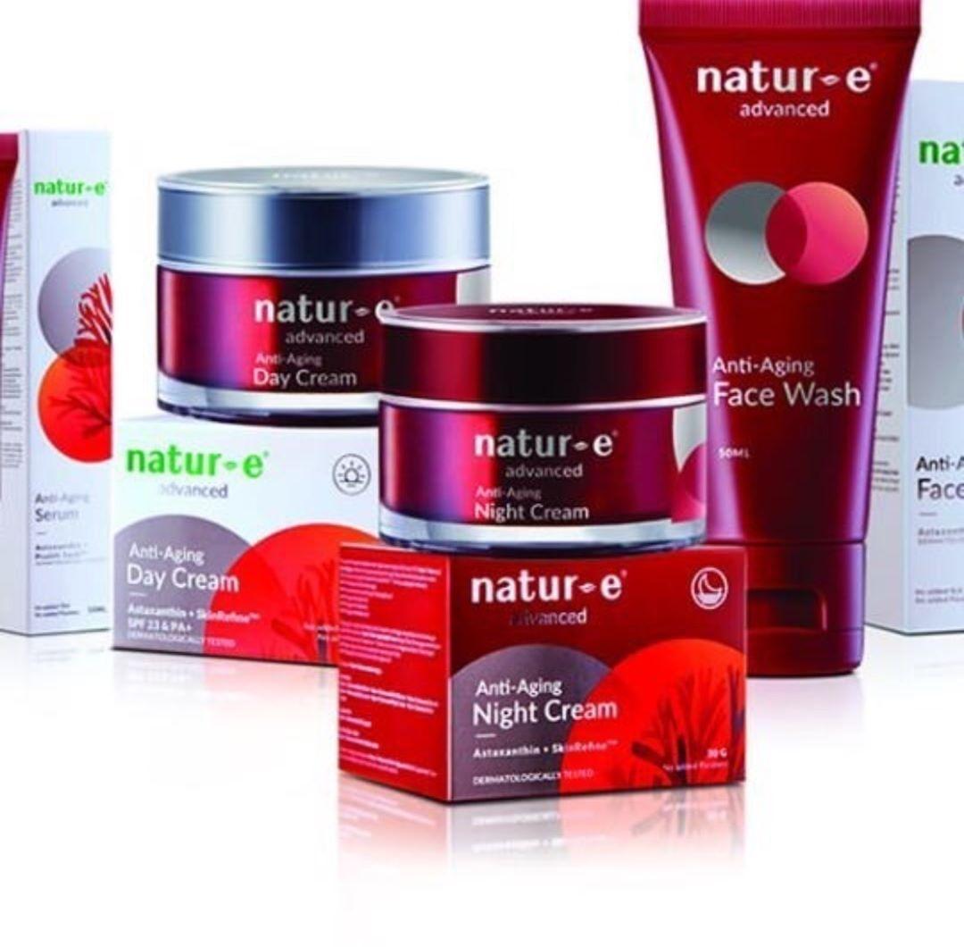 Paket 01 Natur-E Advance Anti Aging $ 55,00 ...