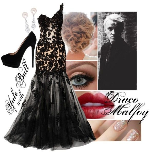 yule ball harry potter dresses polyvore - Google Search