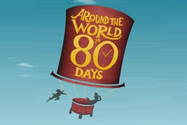 Around The World In 80 Days Campaign Trailer Avec Images