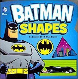 tlcharger batman shapes by author benjamin bird published - Batman Gratuit