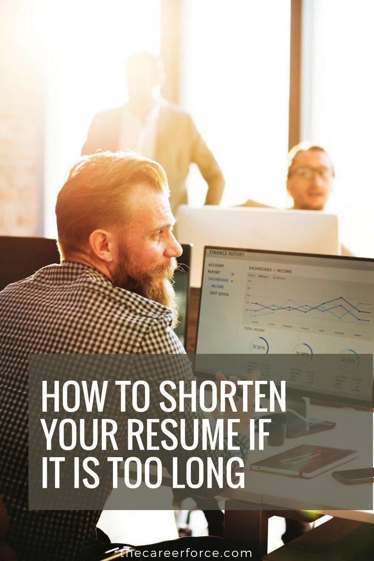 How long should my resume be resume resume tips work