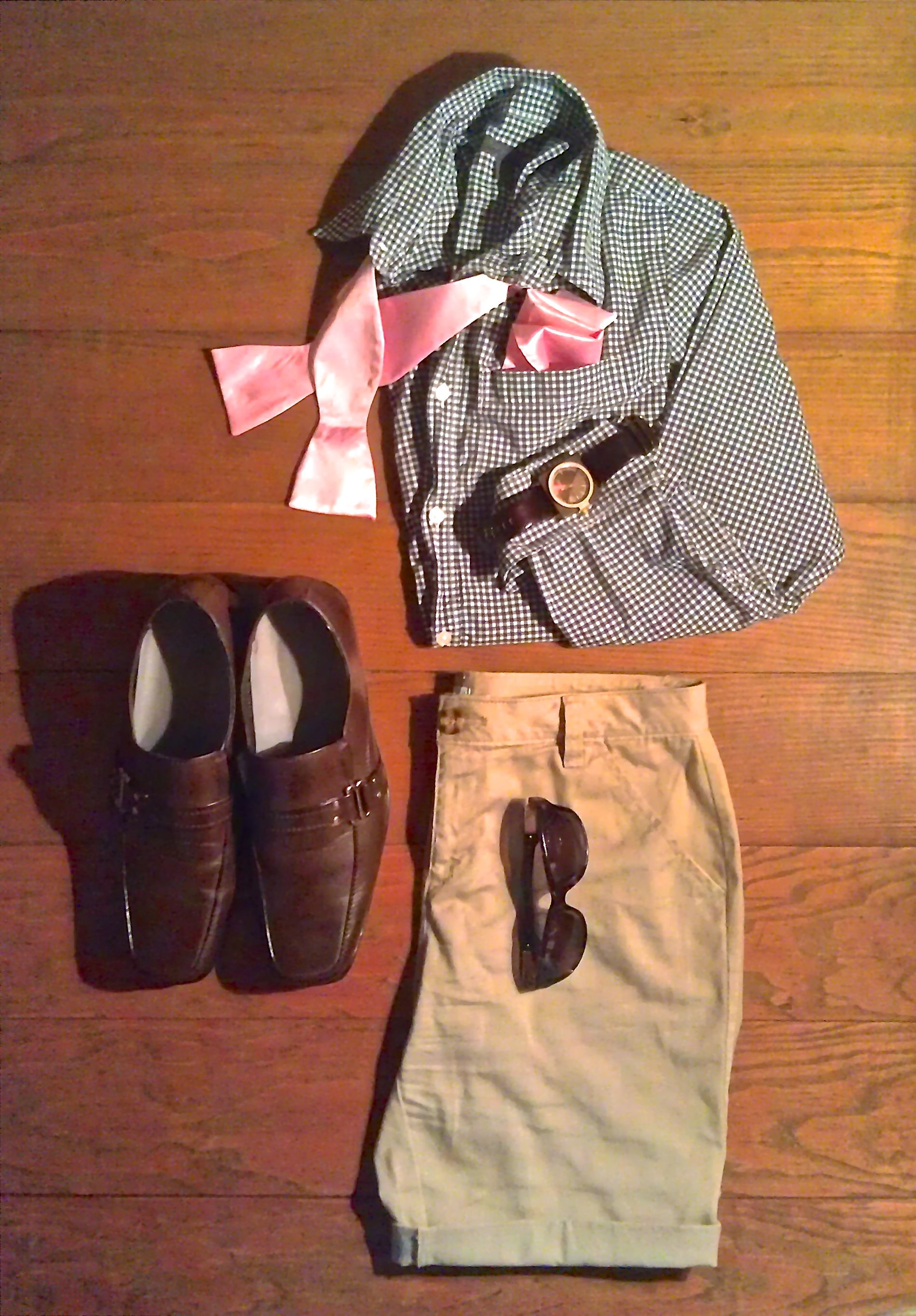 The Casual Southern Gentleman Well Dressed Men Outfit Grid