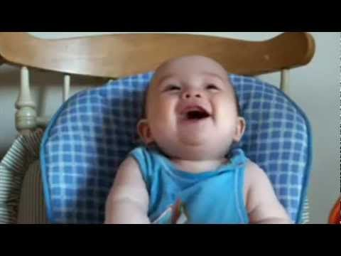 Best Babies Laughing Video Compilation A compilation of all the very best  laughing babies in the world. Puppies and Babies and Kitties OH MY.
