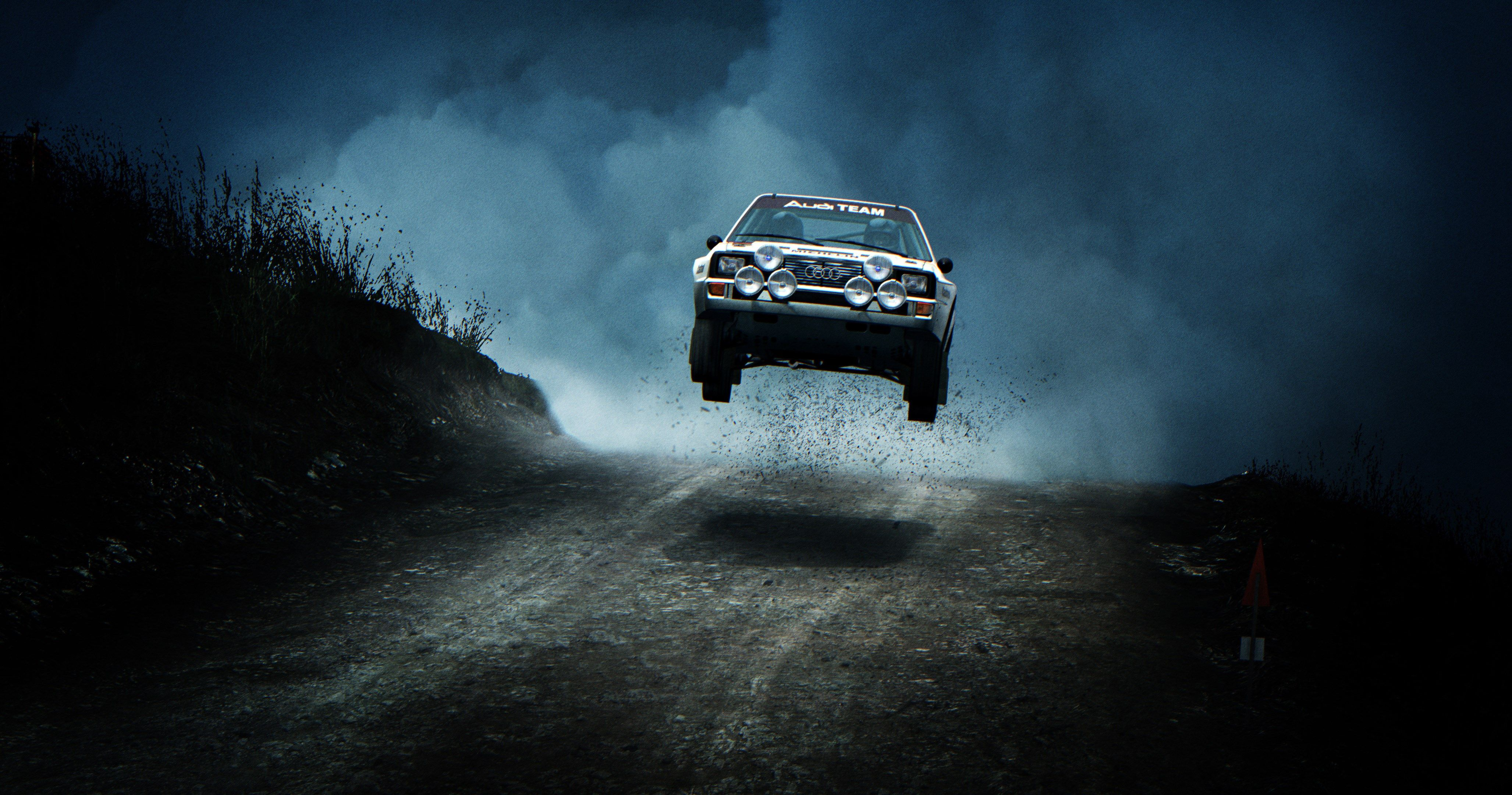 dirt rally wallpapers 1080p high quality, 4110x2160 (1895 kB)