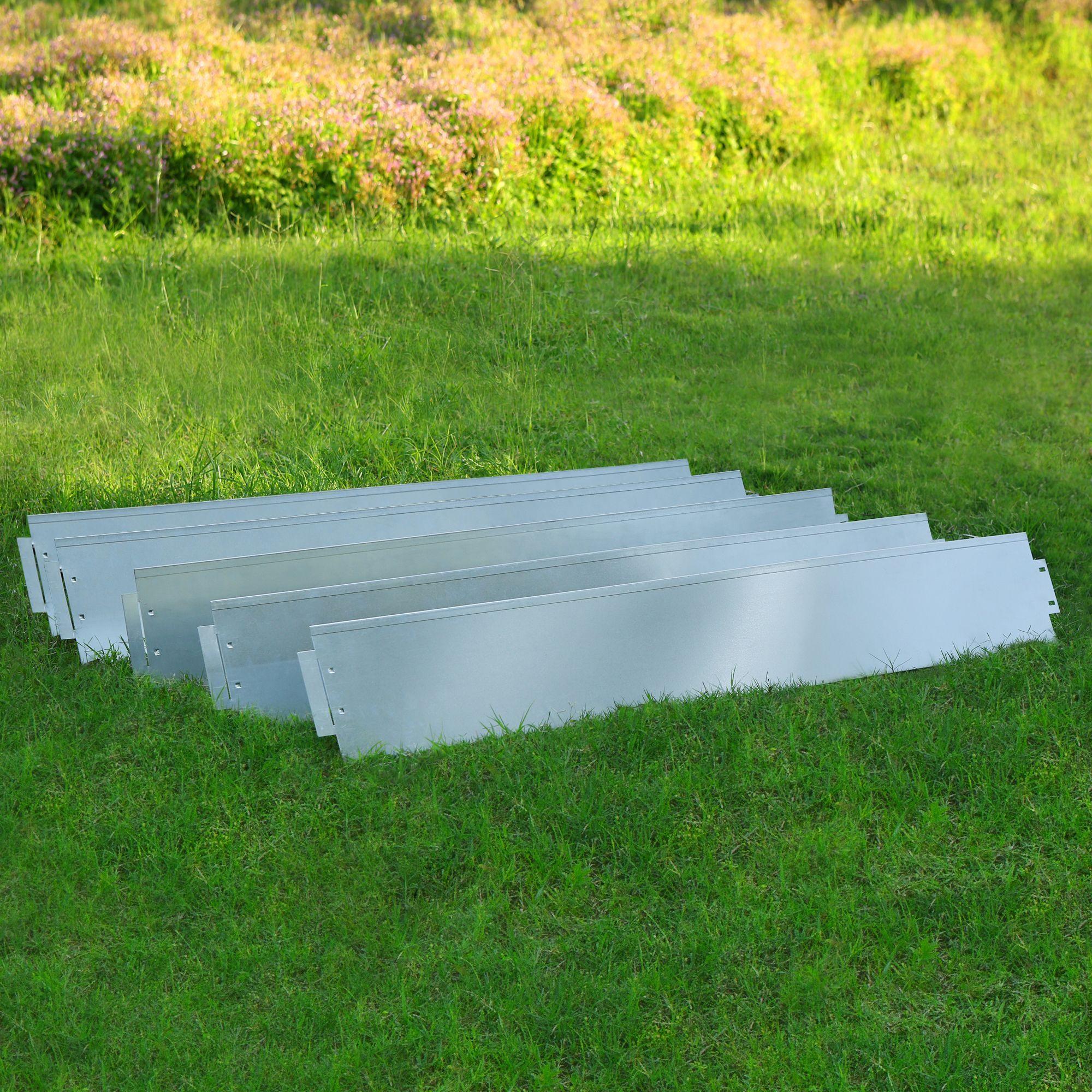 Zelsius Rasenkante Beetumrandung 20 M Gartentipps Pinterest