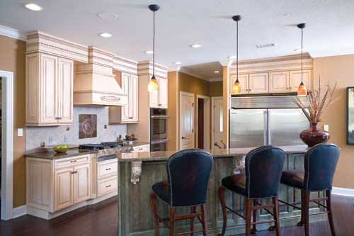 beautiful kitchen design from ndg 882 - ambrose boulevard for more